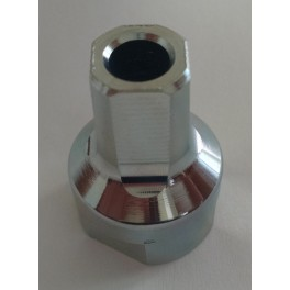 Prolunga allineamento pedali per motore Bafang centrale BBS01 BBS02